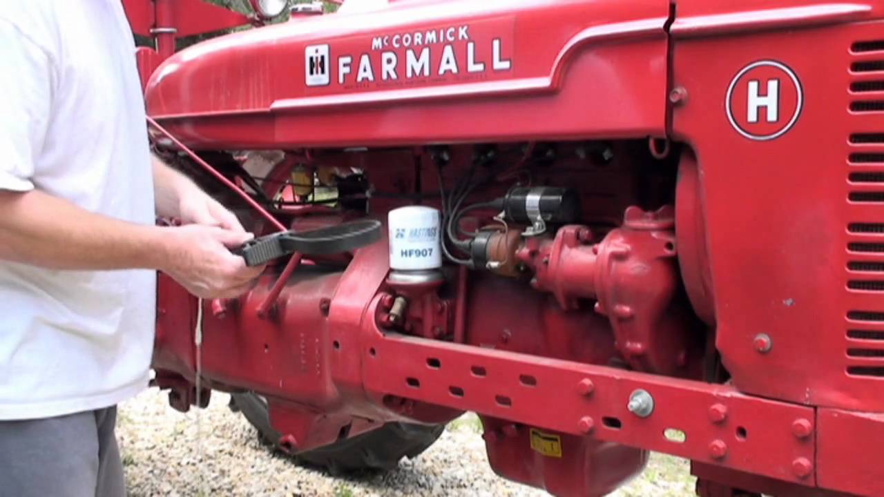 Farmall 12 Volt Wiring Diagram H With Conversion Magneto