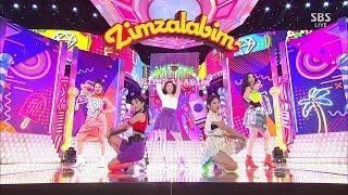 Red Velvet (레드벨벳) - Zimzalabim (짐살라빔) Comeback Stage Mix 무대모음 교차편집 MP3