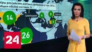 """""""Агроновости"""": пошлины на российские удобрения"""