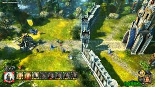 Might & Magic Heroes VI GamePlay Maxed Out [1080p]