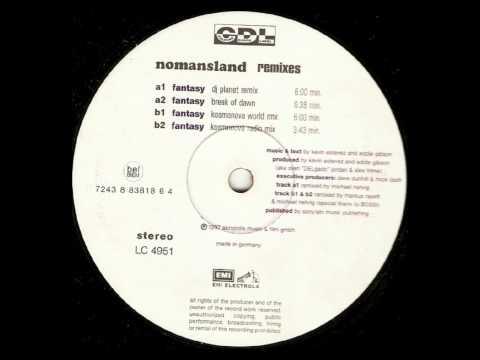 Nomansland - Fantasy (Break of Dawn) HD Premiere !!!