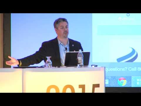 WHD.usa 2015 - Darrin Swan - Cloud Matters: The App Rule