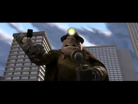 The Incredibles Ending