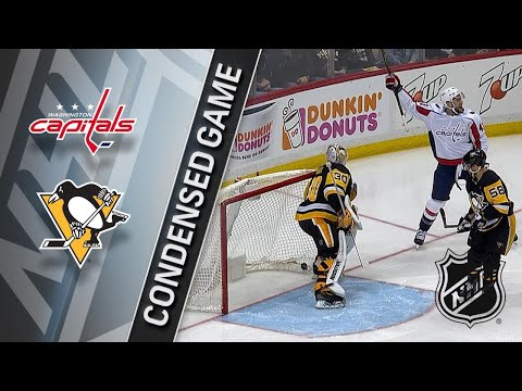 04/01/18 Condensed Game: Capitals @ Penguins