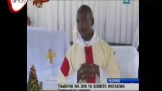 Wakristo Watakiwa Kudumisha Amani