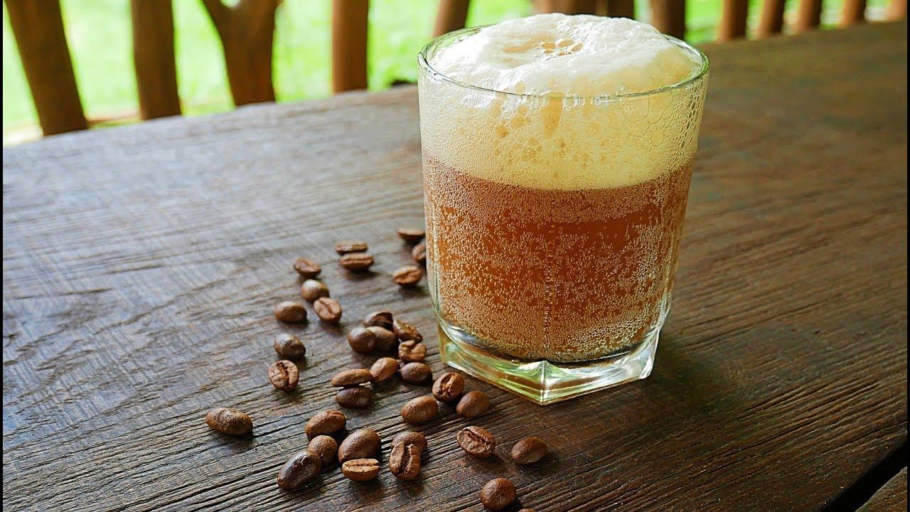 ДОМАШНИЙ КВАС из Кофе! Как сделать Квас в домашних условиях рецепт приготовления!