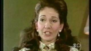 Maria Callas-  Mike Wallace Interview- Part 2 thumbnail