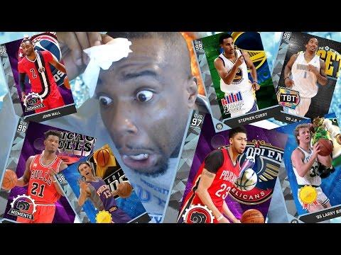 MOST POWERFUL ALL-DIAMOND LINEUP! 99 OVERALL TEAM RATING! NBA 2k16 MyTeam
