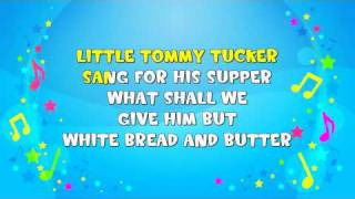 Little Tommy Tucker Sing-A-Long