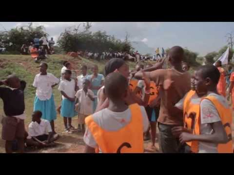 Netball Development Trust Documentary Uganda 2012