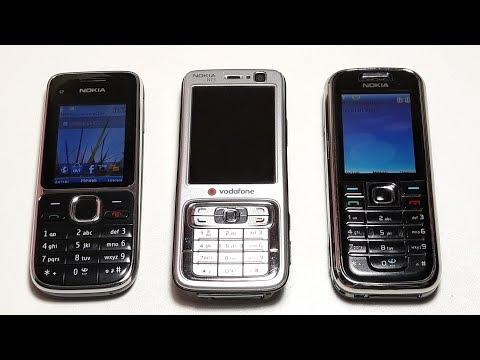 Посылка от перекупа Nokia 6233, Nokia C2-01, Nokia N73 ретро телефоны в хорошем схроне для подпсчика