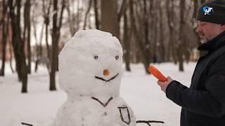 Новогодний клип. НовГородская Ёлка.
