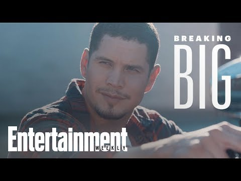 Meet JD Pardo, The 'Mayans M.C.' Star Revving Up His Career | Breaking Big | Entertainment Weekly