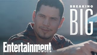 Breaking Big: Meet JD Pardo, The Mayans M.C. Star Revving Up His Career   Entertainment Weekly