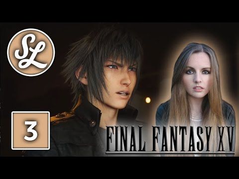 BIRD NEAR KILLED ME | Final Fantasy XV Gameplay Walkthrough Part 3 (PS4 PRO)