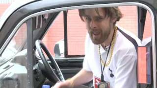 Spurs Cabbie Winds-Up Tim Lovejoy | Channelbee