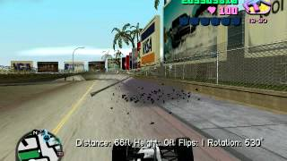GTA Vice City Formula 1 Car