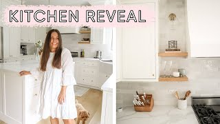 THE KITCHEN REVEAL! and we got some new furniture | ELA BOBAK