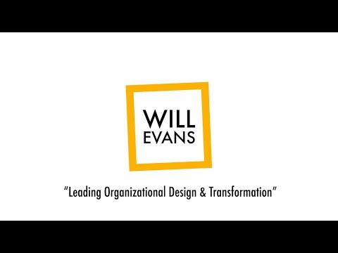 LEAN DUS mit Will Evans: Leading Organizational Design & Transformation