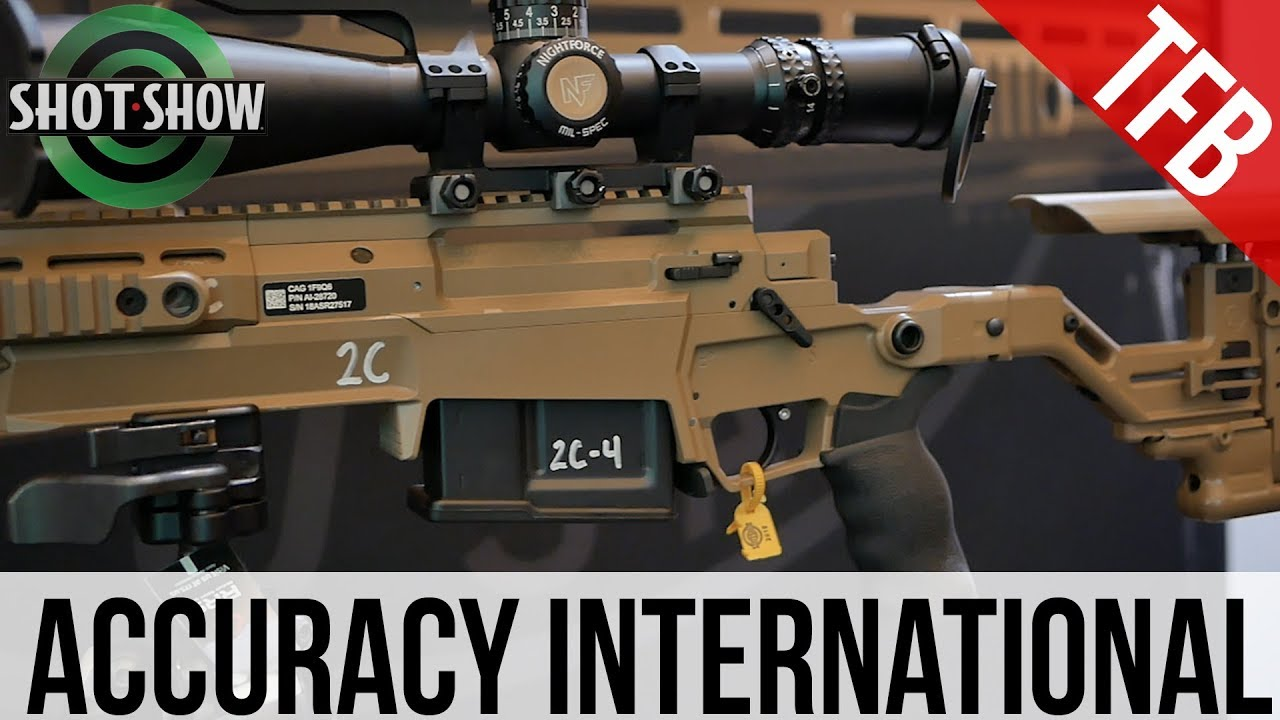 Accuracy International Archives -The Firearm Blog