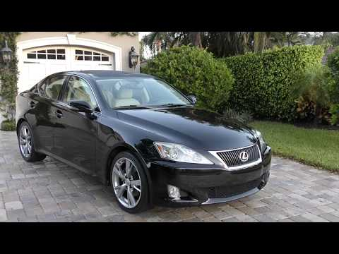This 2010 Lexus IS 250 Sport Sedan is a Sheep in Wolf's Clothing - Review by Bill Auto Europa Naples