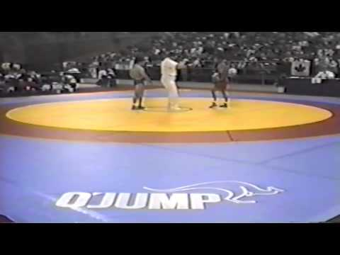1994 World Cup: 52 kg Selwyn Tam (CAN) vs. Mevlana Kulac (TUR)