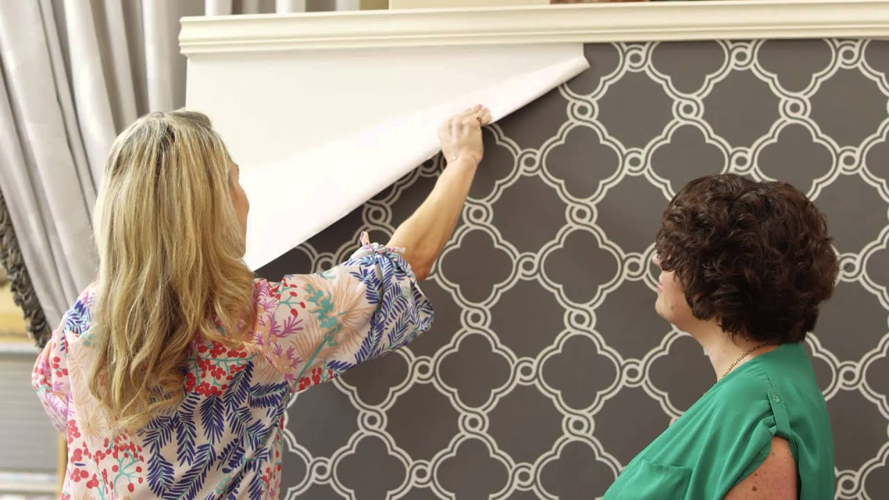 Sure Strip by York Wallcoverings - YouTube