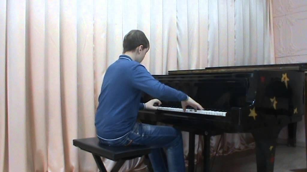 коровицын серенада ноты