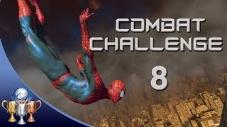 The Amazing Spider-Man 2 - Combat Challenges Walkthrough [8 of 12] - Defeat all enemies