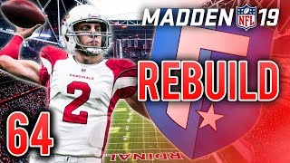 We Return To The Playoffs! Division Round vs Seahawks | Madden 19 Franchise Rebuild - Ep.63