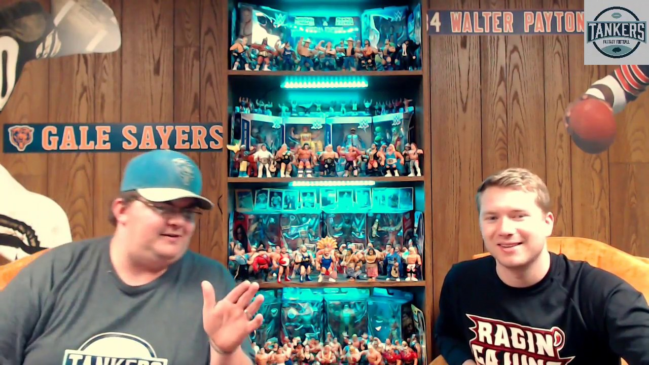 Tankers Fantasy Football: Week 11 (Waiver Wire, Start/Sit) - YouTube