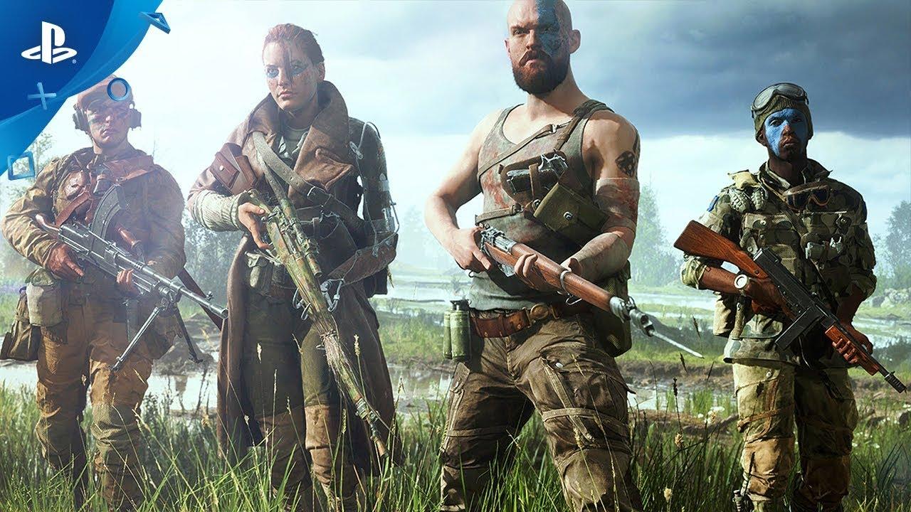 Battlefield5 - Tráiler de revelación