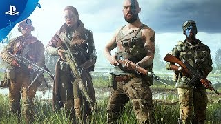 Battlefield V - Reveal Trailer | PS4