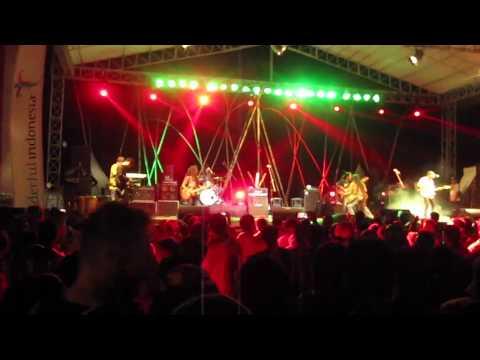 Bali Reggae Star Festival 2017 - Ras Jahknow & Marapu Live