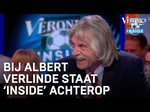'Bij Albert Verlinde staat 'Inside' op z'n achterkant' | VERONICA INSIDE