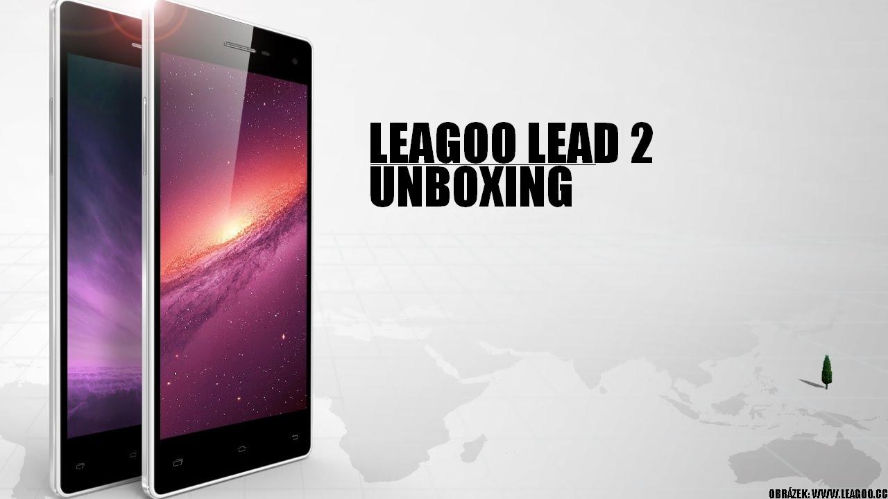 Unboxing: Leagoo Lead 2 Smartphone