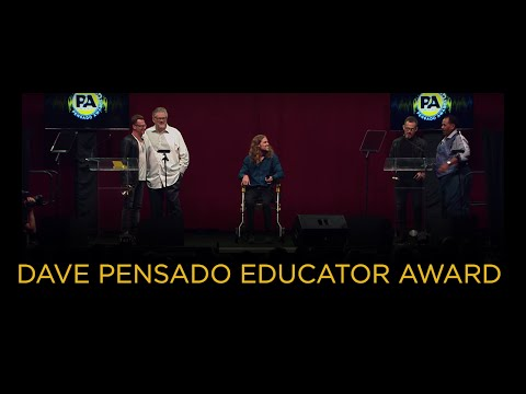 Dave Pensado Educator Award – Pensado Awards 2016