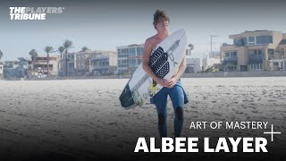 Albee Layer Breaks Down His Signature Backside Alley-Oop III | The Players' Tribune
