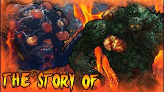 The Story of GIANT SPIDERS! TAKEO TURNED INTO A THRASHER! Call of Duty Black Ops 3 Zombies Storyline