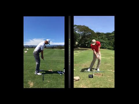 Online Golf lessons – Modern day technology!..Craig Hanson