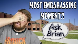 I Fainted in Front of My Entire School?! - Ask Brian