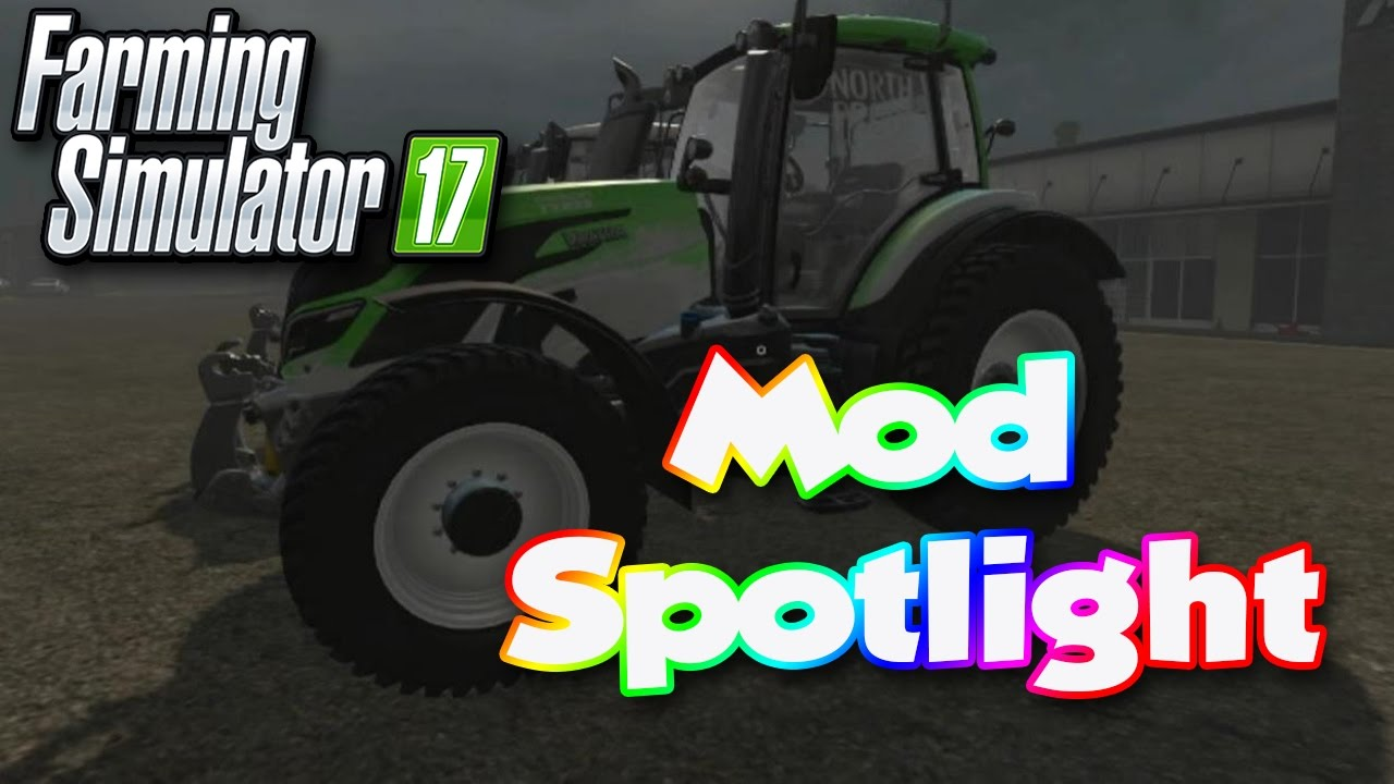 Fastest Tractor Farming : Farming simulator mod spotlight valtra t winter