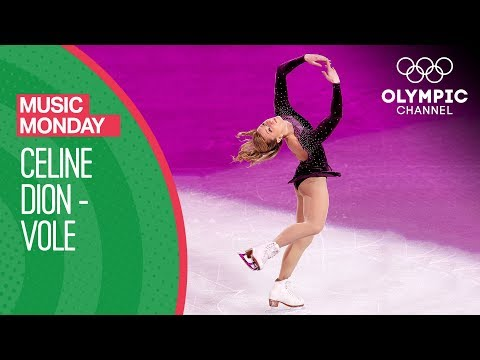 "Joannie Rochette's Emotional Routine to Celine Dion's ""Vole"" @Vancouver 2010 