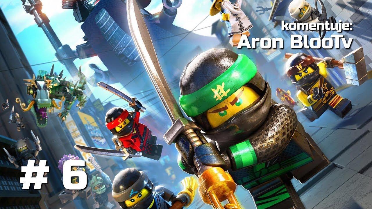 Zagrajmy W Lego Ninjago Movie 6 Mroczny Wąwóz Ps4 Youtube
