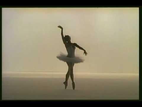 """""""Лебедь"""", Майя Плисецкая (фильм балет 1975)"""