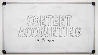 Netflix Content Accounting in 5 Minutes