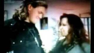 Edge kissing Vickie Guerrero