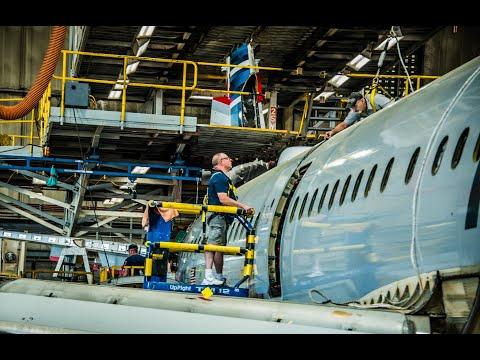 On The Job: Aircraft Maintenance Technicians
