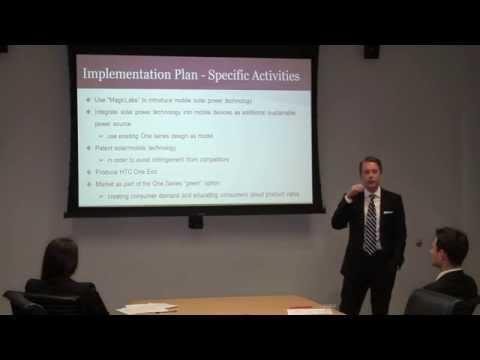 HTC Case Presentation