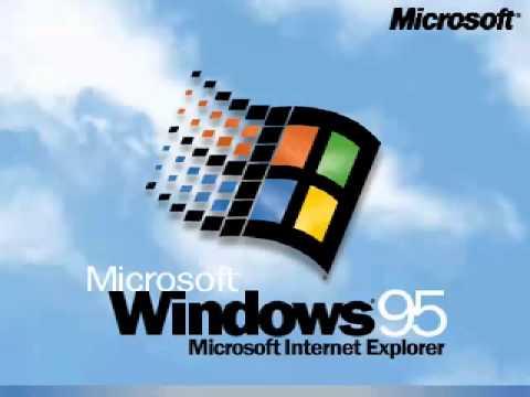Windows 95 Chord Sound Effect